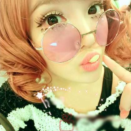 Kawaii Clothing Harajuku Ropa Glass..