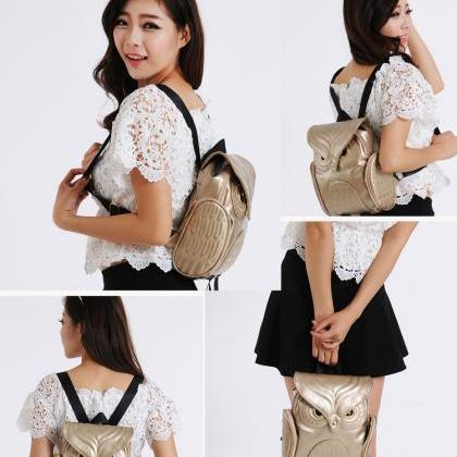 Kawaii Clothing Black Backpack Bag ..