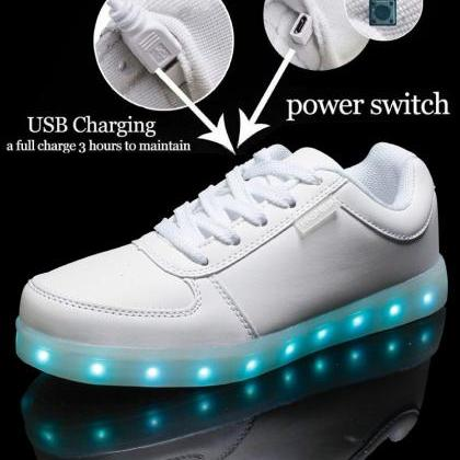 Kawaii Clothing Ropa Leds Trainers ..