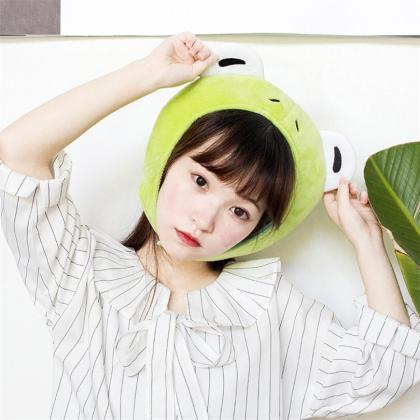 Kawaii Clothing Frog Rabbit Cap Hat..