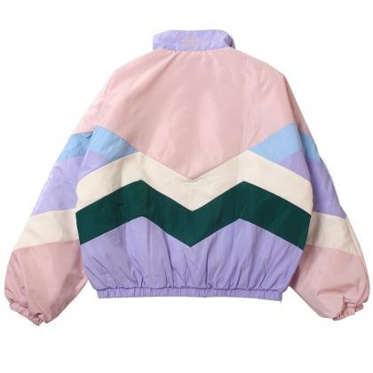 Kawaii Clothing Oversize Bomber Jap..