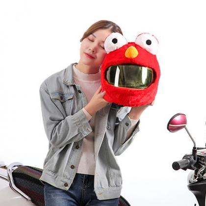 Kawaii Clothing Helmet Motorcycle C..
