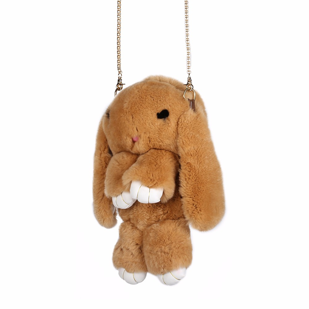 Kawaii Clothing Bunny Backpack Plush Animal Pet Rabbit Bag Cute