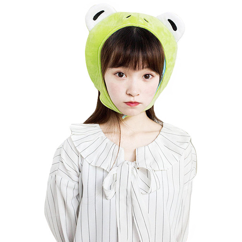 Kawaii Clothing Frog Rabbit Cap Hat Beanie Cosplay Costume Funny WH011