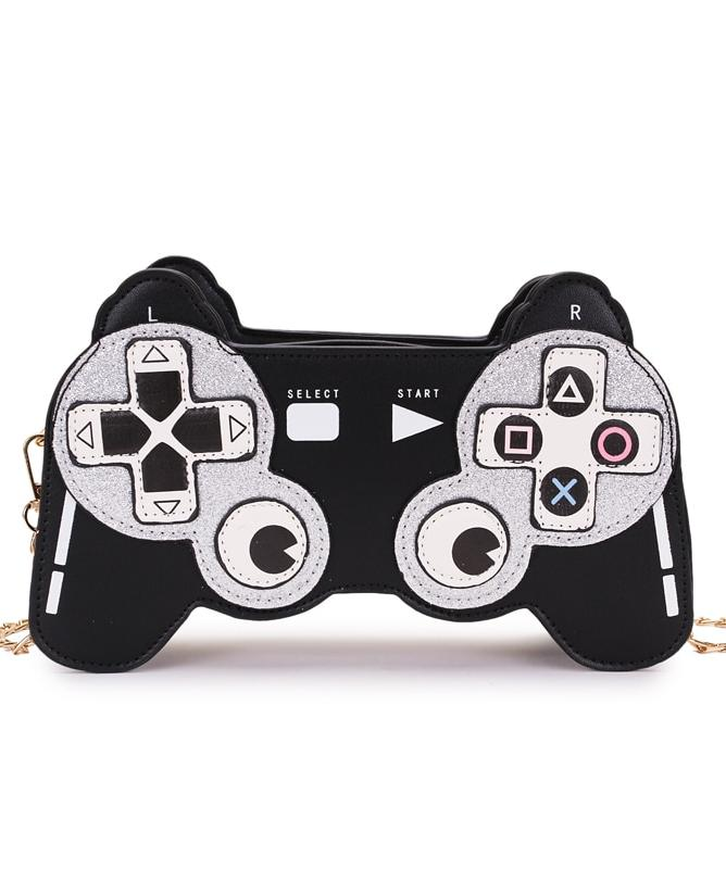 Kawaii Clothing Console Videogame Game Controller Bag Handbag