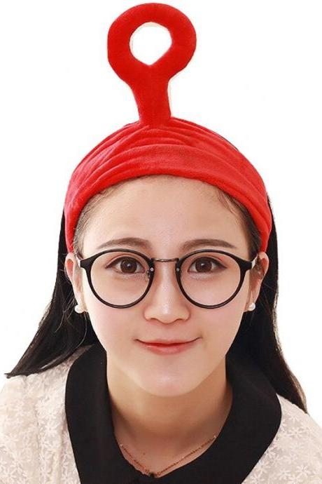 Kawaii Clothing Tinky Winky Dipsy Teletubbies Hairband Headband
