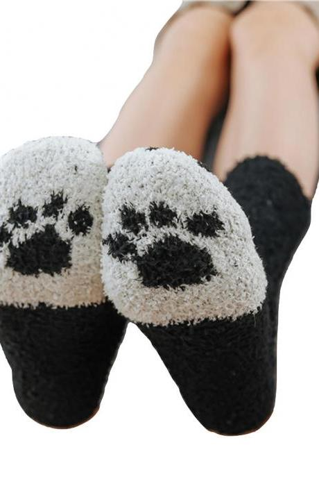 Kawaii Clothing Cat Kitty Neko Socks Paws Claws Animal Harajuku